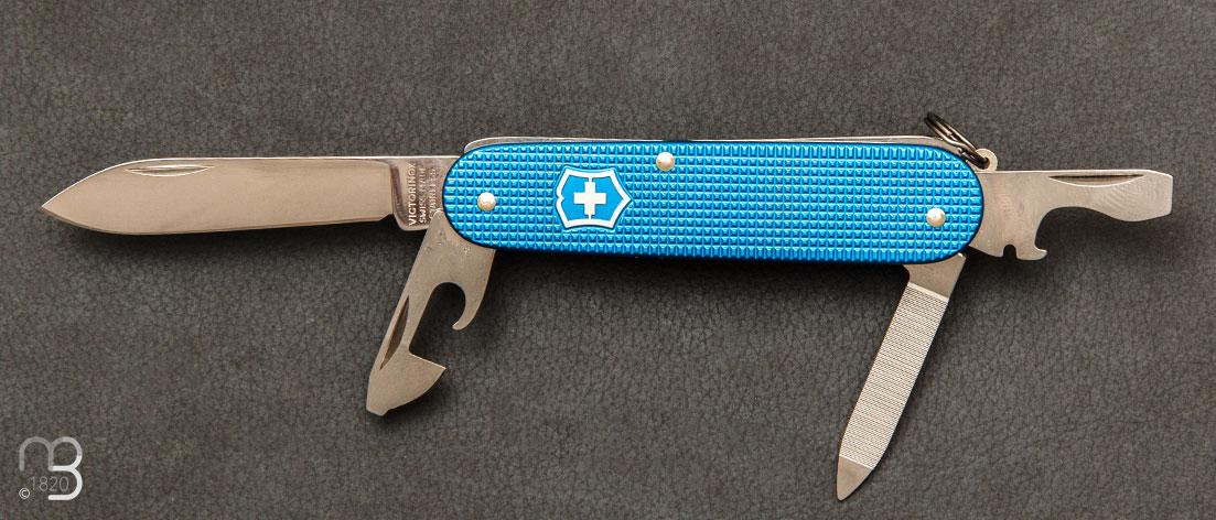 Victorinox Alox Limited Edition 2020 Aqua Blue Cadet